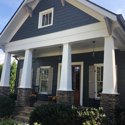 Tyrone, Georgia Exterior Home Remodel