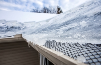 Best way to prevent ice dams