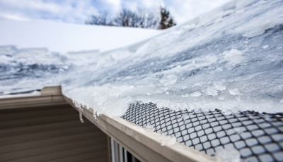 Best way to prevent ice dams