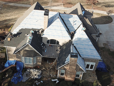Questions to ask when hiring an Atlanta area roofing contractor